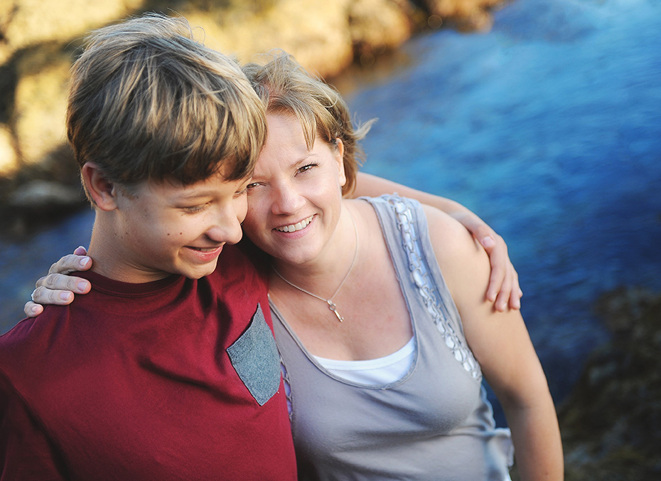 blog mom and son2