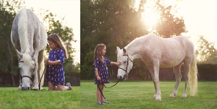 Children and Horses 2