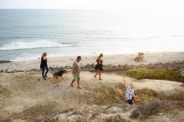 San Clemente family 1